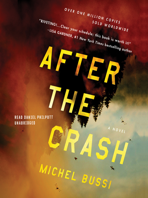 Title details for After the Crash by Michel Bussi - Wait list