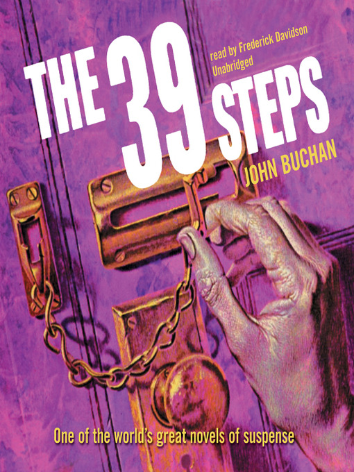Title details for The Thirty-Nine Steps by John Buchan - Available