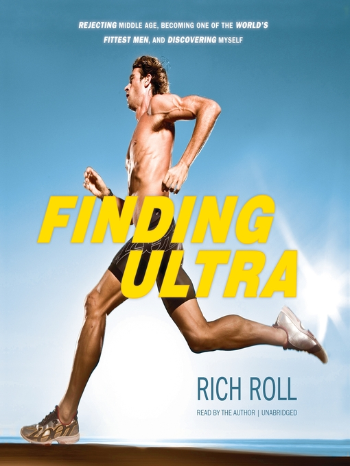 Title details for Finding Ultra by Rich Roll - Wait list