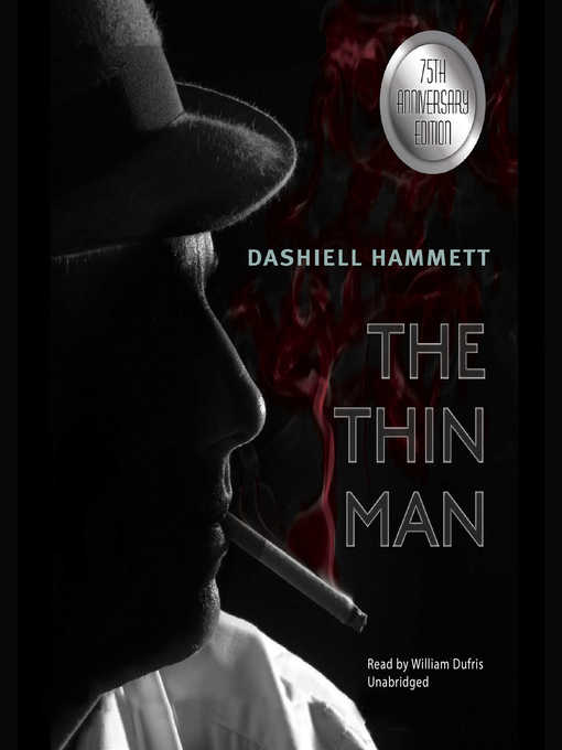 Title details for The Thin Man by Dashiell Hammett - Available