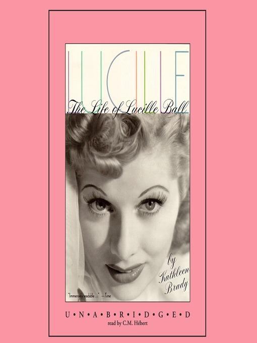 Title details for Lucille by Kathleen Brady - Available