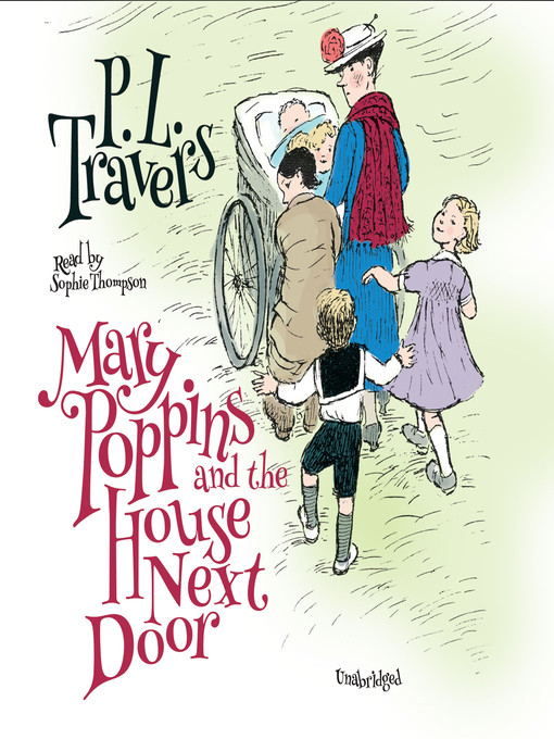 Cover of Mary Poppins and the House Next Door