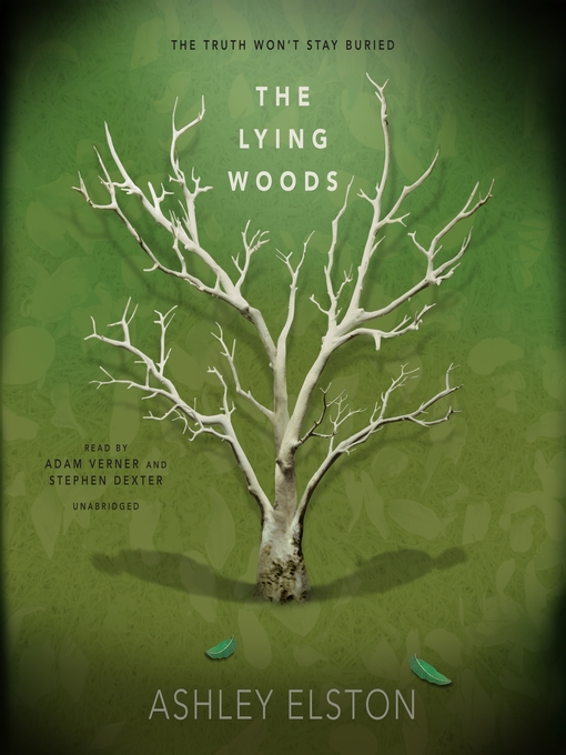 Cover of The Lying Woods