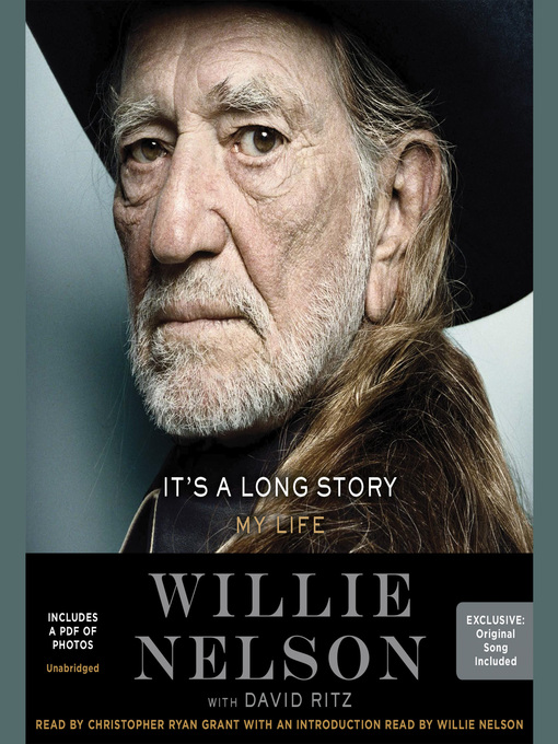 Title details for It's a Long Story by Willie Nelson - Wait list