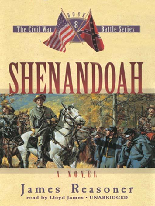 Title details for Shenandoah by James Reasoner - Available
