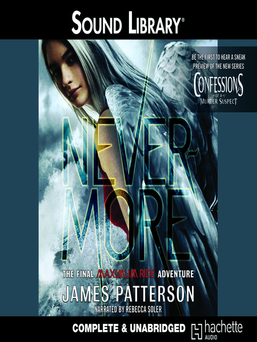 Title details for Nevermore by James Patterson - Available
