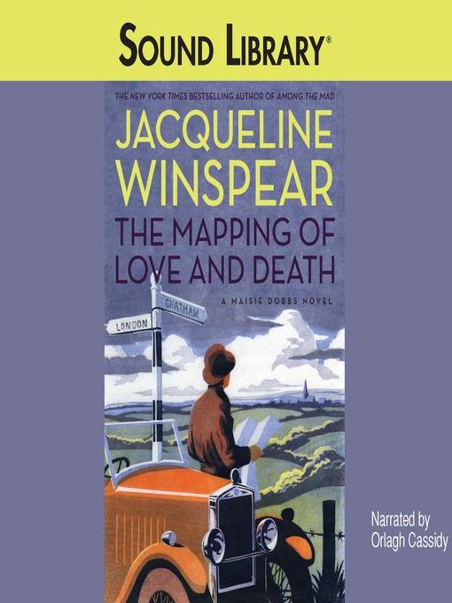 Cover of The Mapping of Love and Death