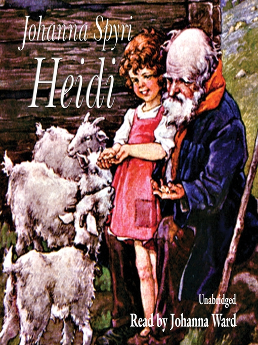 Title details for Heidi by Johanna Spyri - Wait list