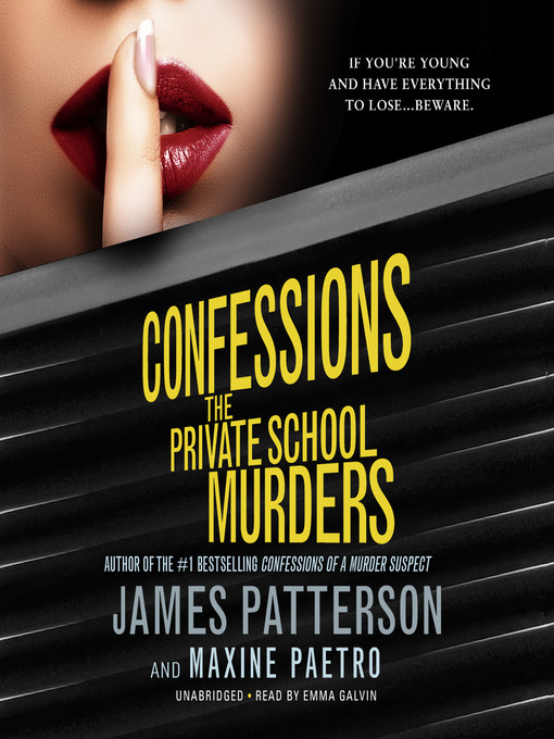 Cover image for The Private School Murders