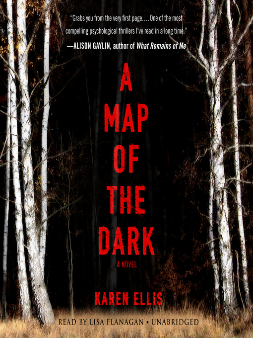 Title details for A Map of the Dark by Karen Ellis - Wait list