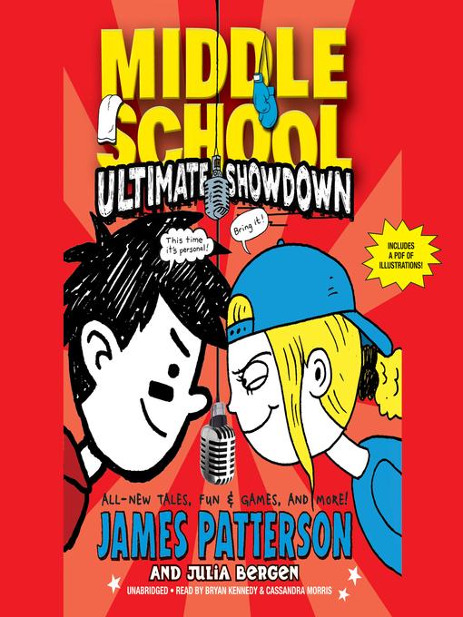 Title details for Ultimate Showdown by James Patterson - Wait list