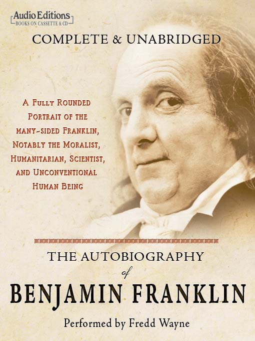 essays on ben franklins autobiography Benjamin franklin term papers available at planet paperscom, the largest free term paper community.