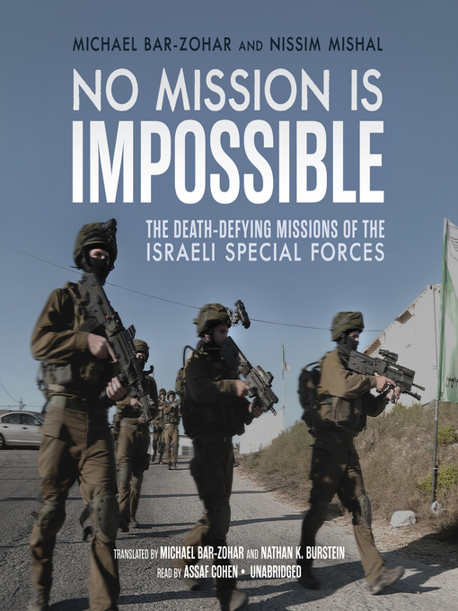 Cover of No Mission Is Impossible