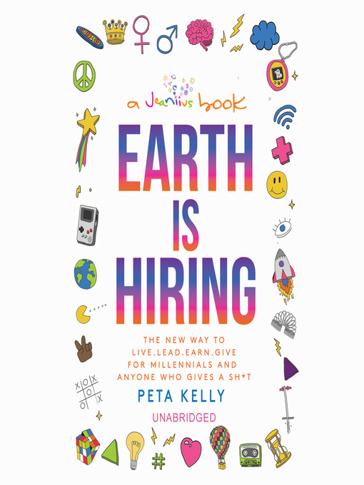 Title details for Earth Is Hiring by Peta Kelly - Wait list