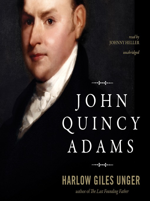 president john quincy adams fight for freedom from slavery
