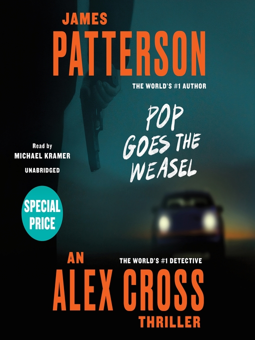 Title details for Pop Goes the Weasel by James Patterson - Available
