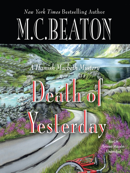 Title details for Death of Yesterday by M. C. Beaton - Wait list