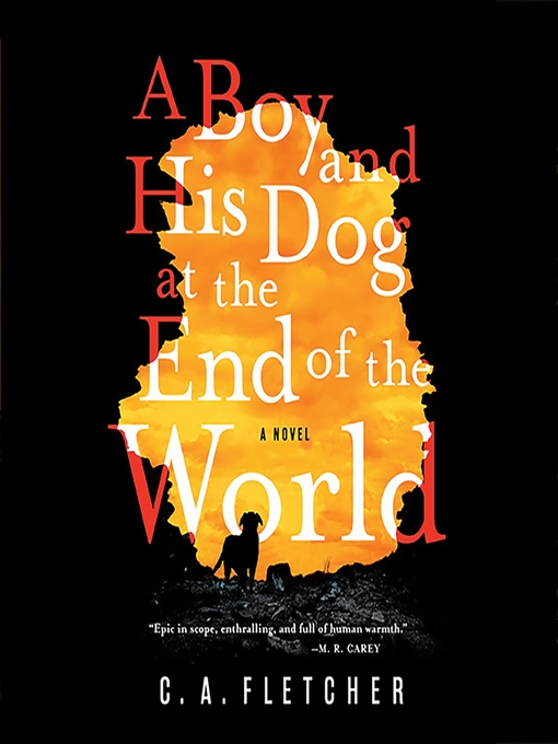 Cover of A Boy and His Dog at the End of the World