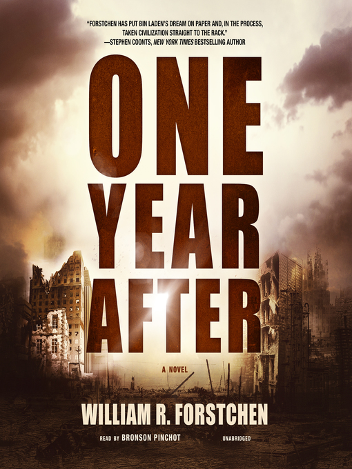 Title details for One Year After by William R. Forstchen - Wait list