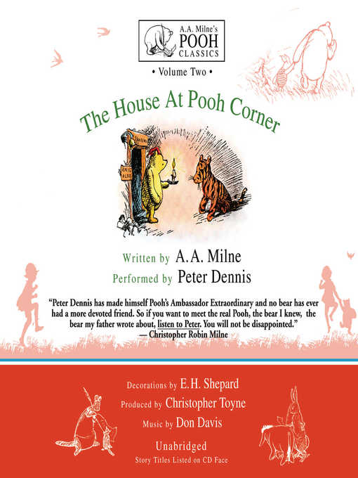 Title details for The House at Pooh Corner by A. A. Milne - Wait list