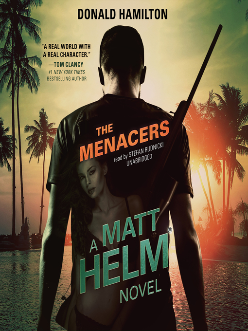 Title details for The Menacers by Donald Hamilton - Available