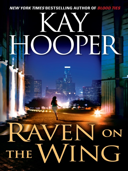 Cover of Raven on the Wing