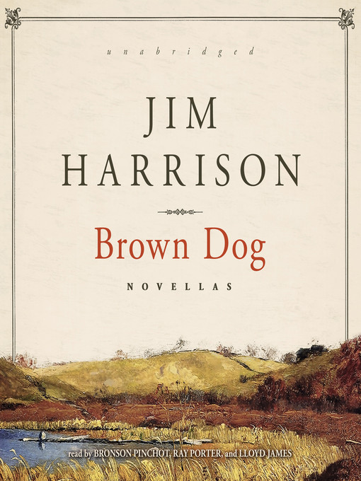 Cover of Brown Dog