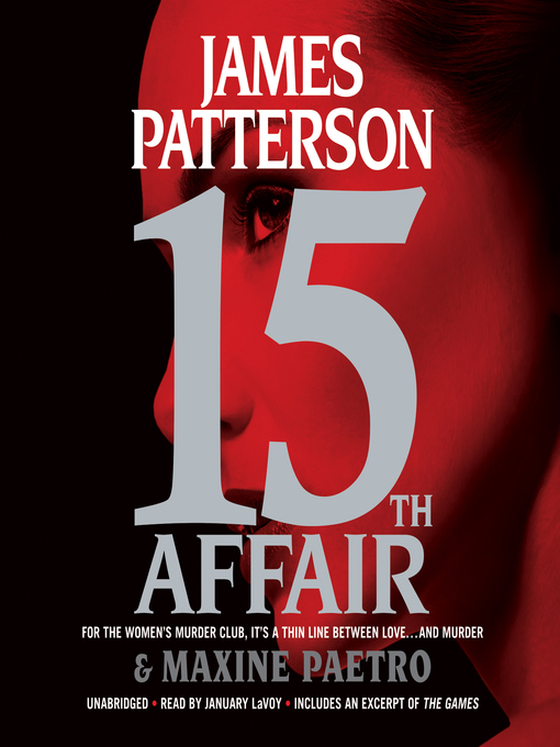Title details for 15th Affair by James Patterson - Wait list