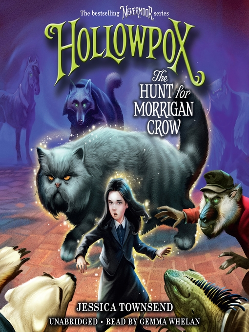 Title details for Hollowpox by Jessica Townsend - Wait list
