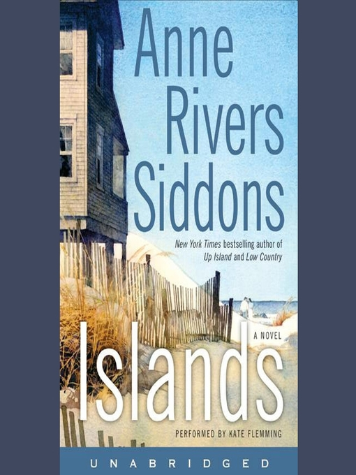 Title details for Islands by Anne Rivers Siddons - Available