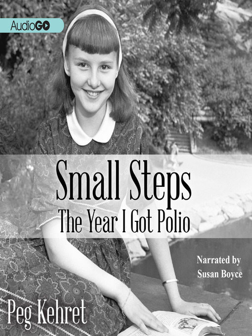Title details for Small Steps by Peg Kehret - Wait list