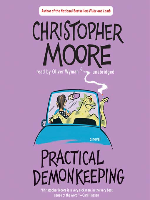Title details for Practical Demonkeeping by Christopher Moore - Wait list