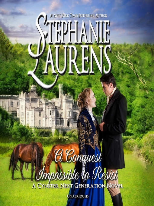 Title details for A Conquest Impossible to Resist by STEPHANIE LAURENS - Wait list