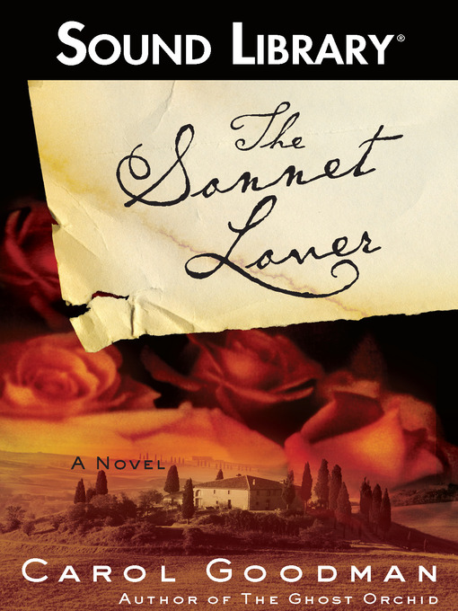 Title details for The Sonnet Lover by Carol Goodman - Available
