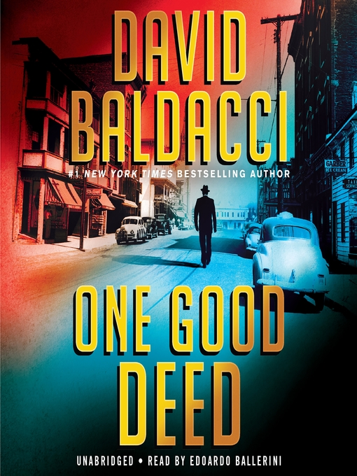 Title details for One Good Deed by David Baldacci - Wait list