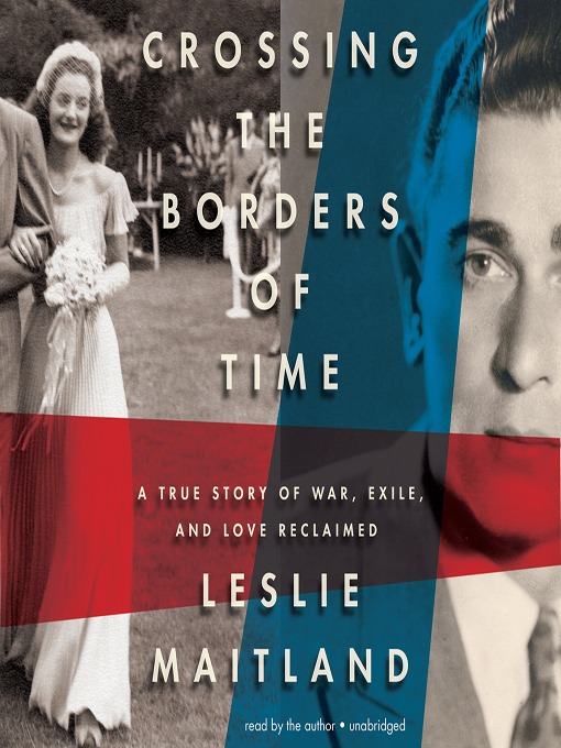 Title details for Crossing the Borders of Time by Leslie Maitland - Wait list
