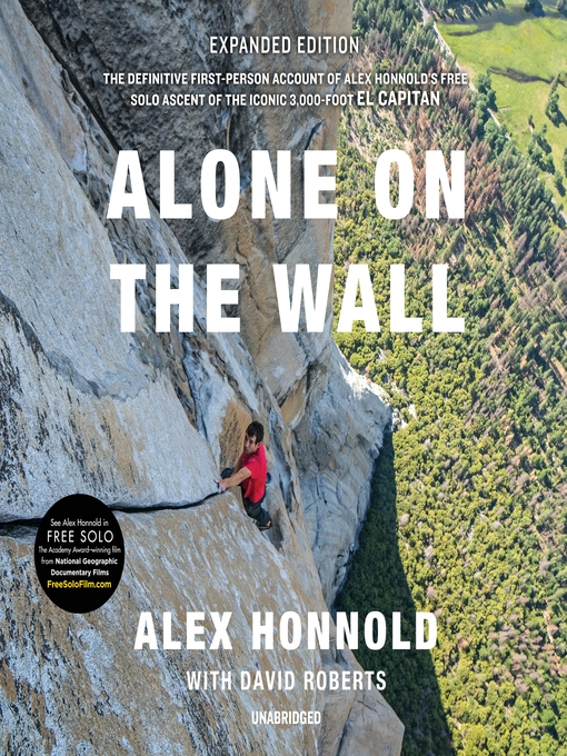 Title details for Alone on the Wall by Alex Honnold - Available