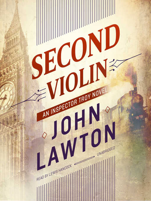 Title details for Second Violin by John Lawton - Available