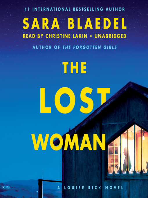 Title details for The Lost Woman by Sara Blaedel - Wait list