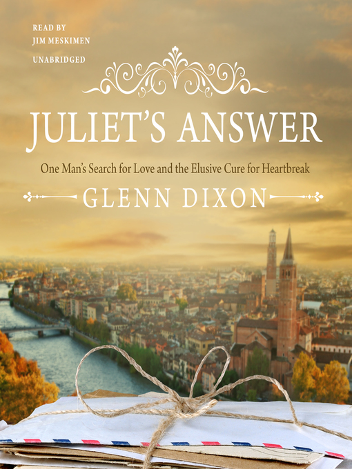 Title details for Juliet's Answer by Glenn Dixon - Wait list
