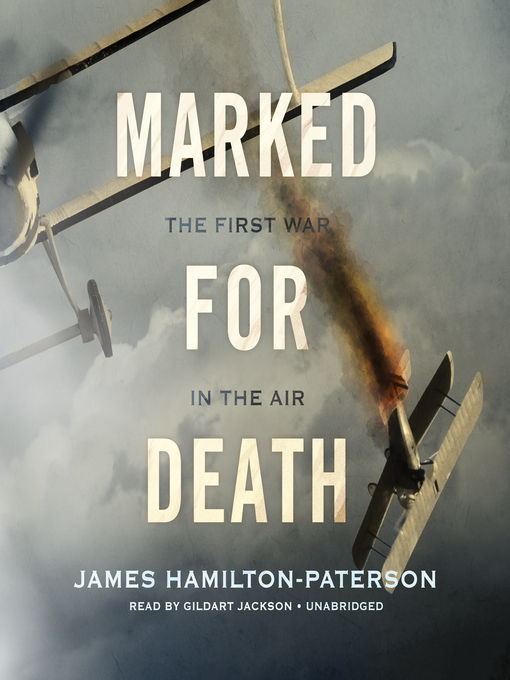Title details for Marked for Death by James Hamilton-Paterson - Available