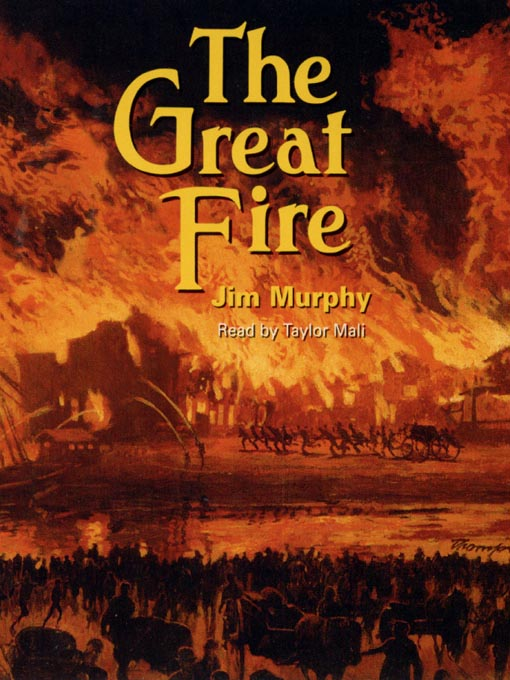 The Great Fire Kentucky Libraries Unbound Overdrive