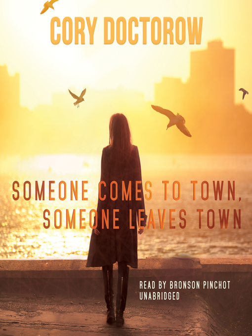 Cover of Someone Comes to Town, Someone Leaves Town