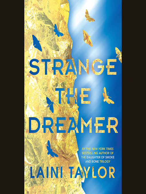 Title details for Strange the Dreamer by Laini Taylor - Available
