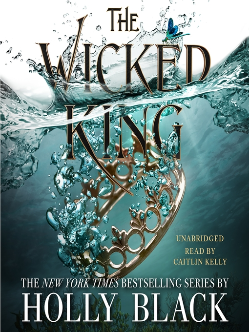 Title details for The Wicked King by Holly Black - Wait list
