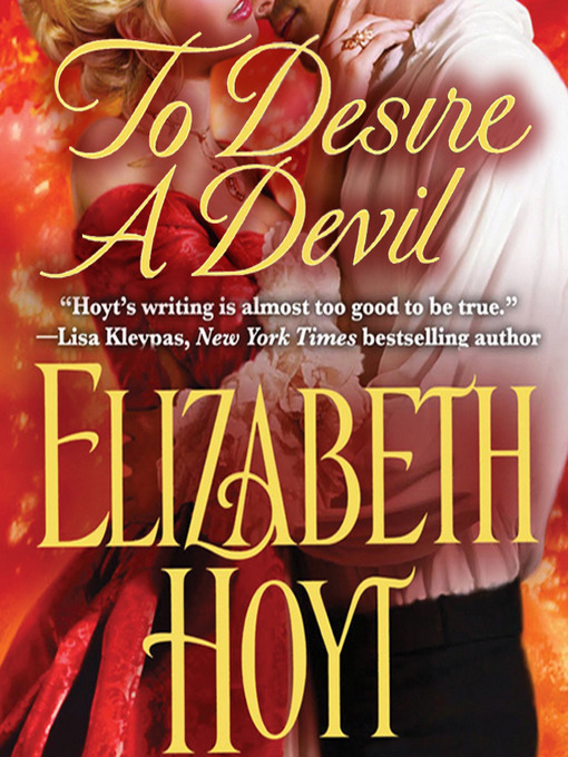 Title details for To Desire a Devil by Elizabeth Hoyt - Available