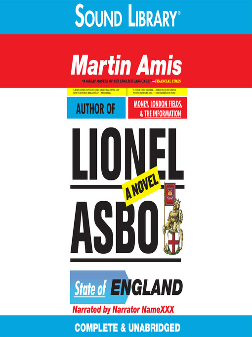 Title details for Lionel Asbo by Martin Amis - Available