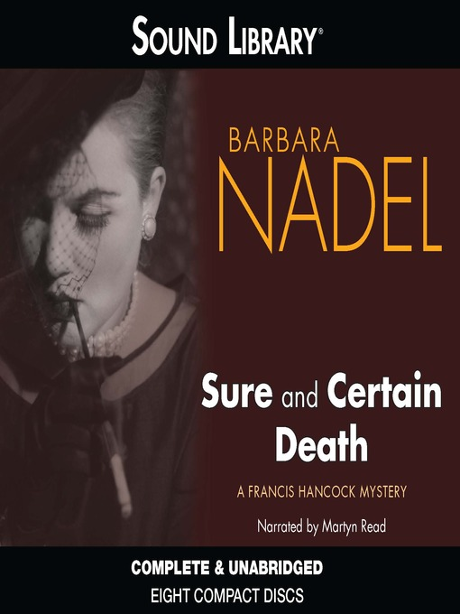 Title details for Sure and Certain Death by Barbara Nadel - Wait list