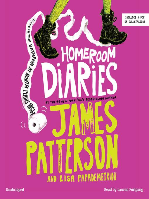 Title details for Homeroom Diaries by James Patterson - Wait list