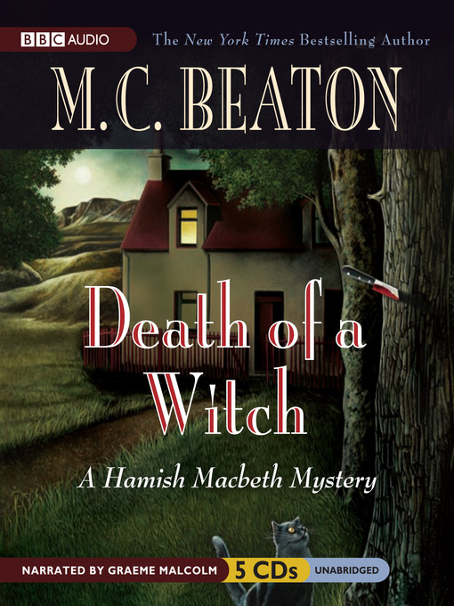 Title details for Death of a Witch by M. C. Beaton - Wait list